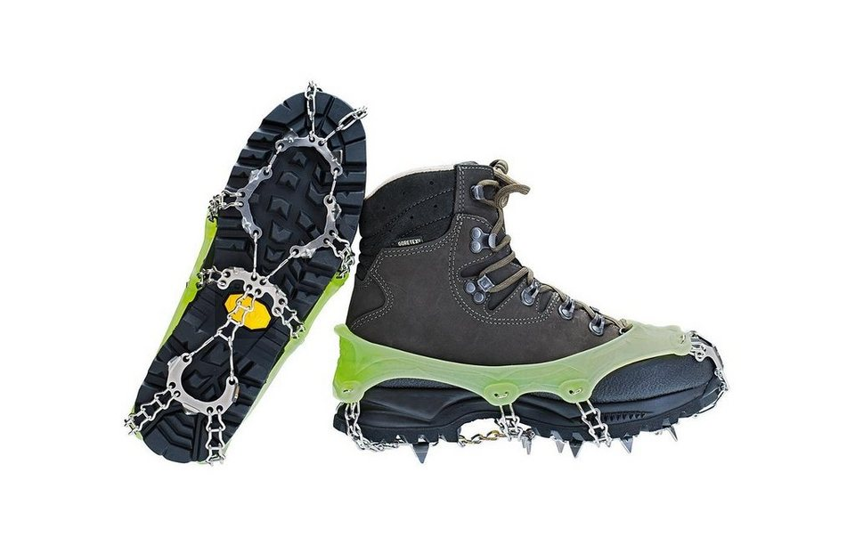 Edelrid Grödel »Spiderpick Crampon Shoes S« in grün