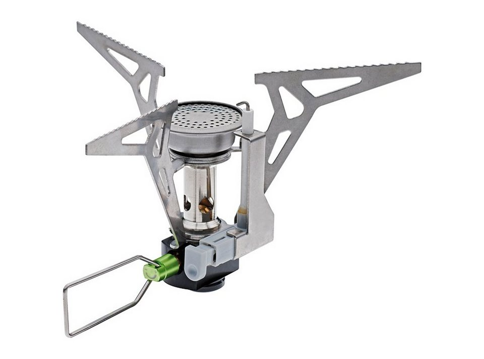 Edelrid Camping-Kocher »Kiro ST PZ Stove« in silber