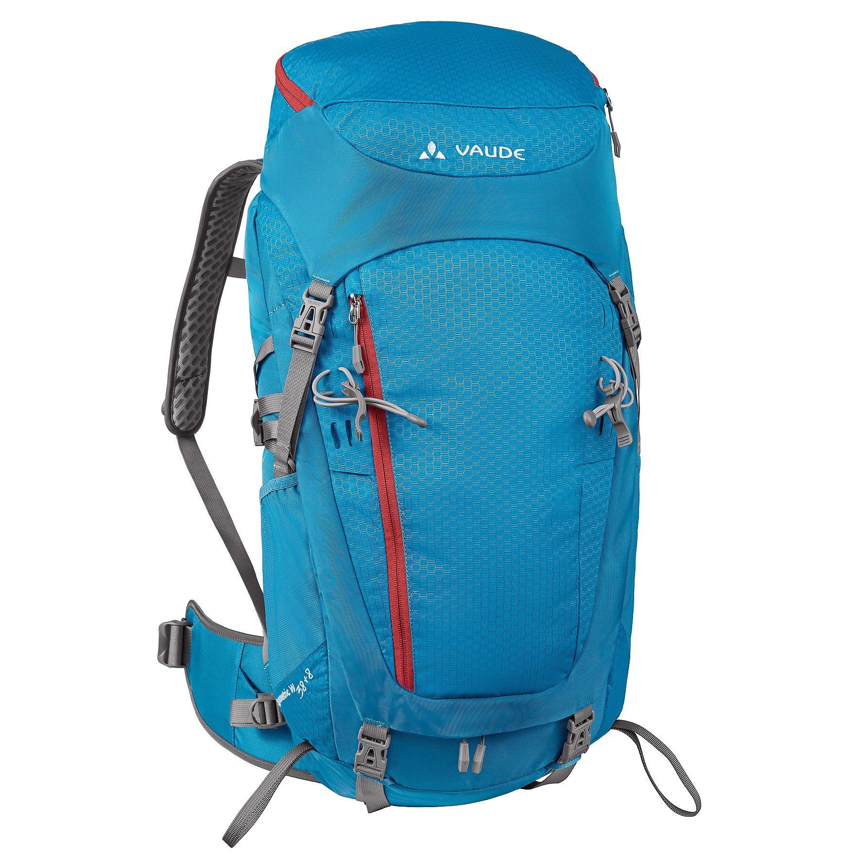VAUDE Sport- und Freizeittasche »Asymmetric 38+8 Backpack Women«