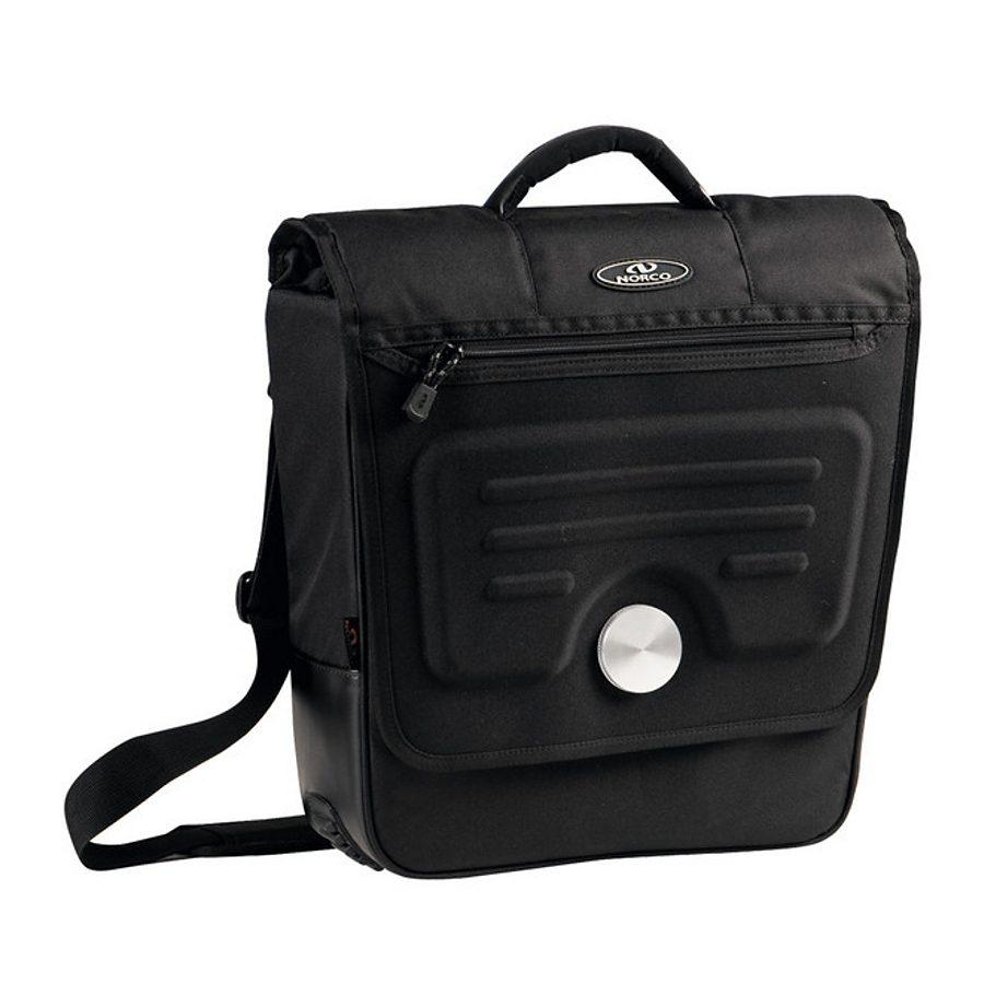 Norco Gepäckträgertasche »Lifestyle L Gepäckträgertasche schwarz«