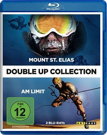 Blu-ray »Double Up Collection: Mount St. Elias / Am...«