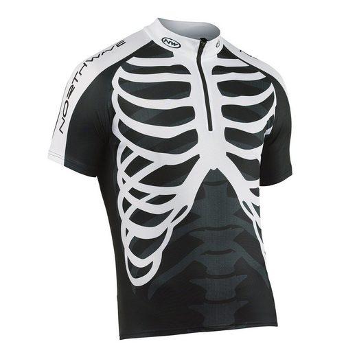 Northwave T-Shirt Skeleton Jersey SS Men