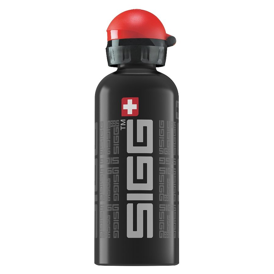 Sigg Trinkflasche »nature Black 0.6L«