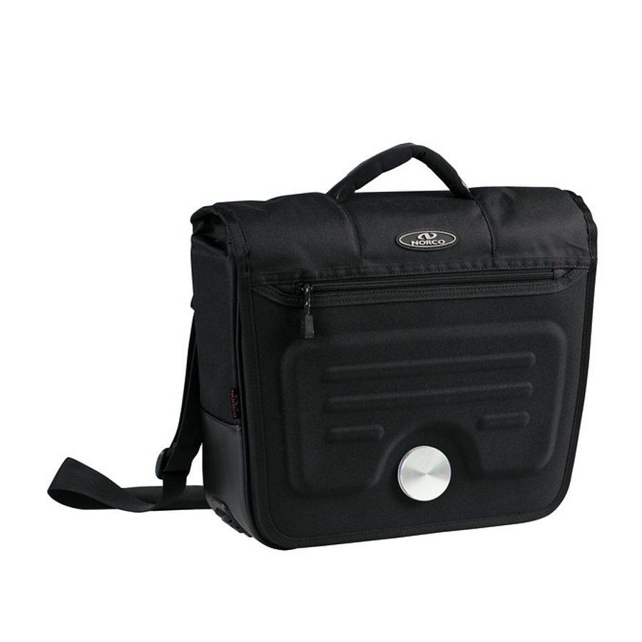 Norco Gepäckträgertasche »Lifestyle M Gepäckträgertasche schwarz«