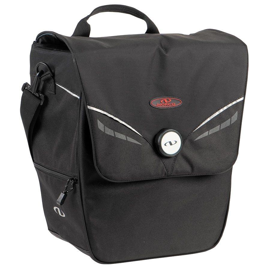 Norco Gepäckträgertasche »Ohio City Shopper M-Turn«