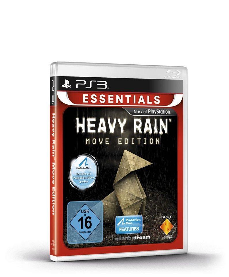 Sony Playstation 3 - Spiel »Heavy Rain - Essentials«
