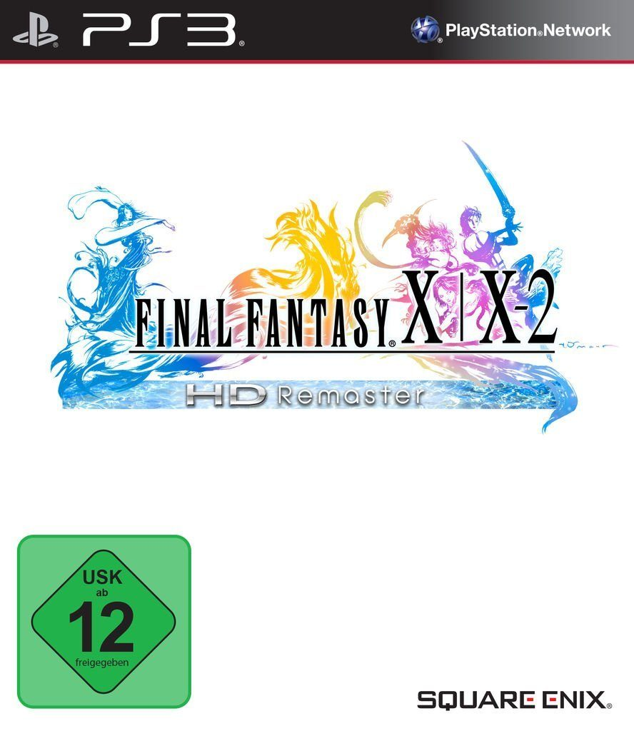 Square Enix Playstation 3 - Spiel »Final Fantasy X + X-2 HD Remaster«