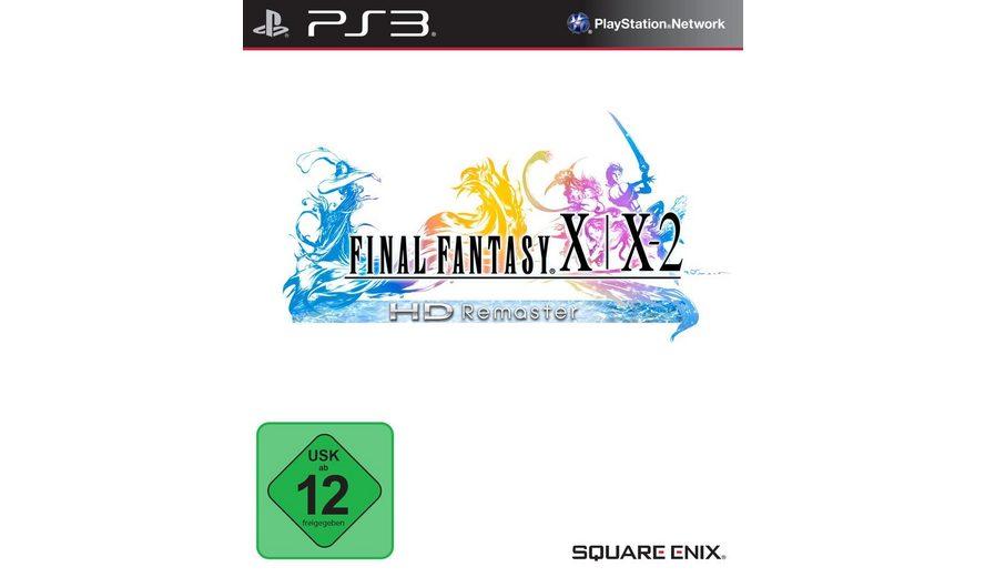 Square Enix Playstation 3 - Spiel »Final Fantasy X + X-2 HD Remaster«