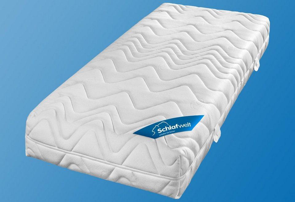 Komfortschaummatratze, »Luxuria KS«, Schlafwelt