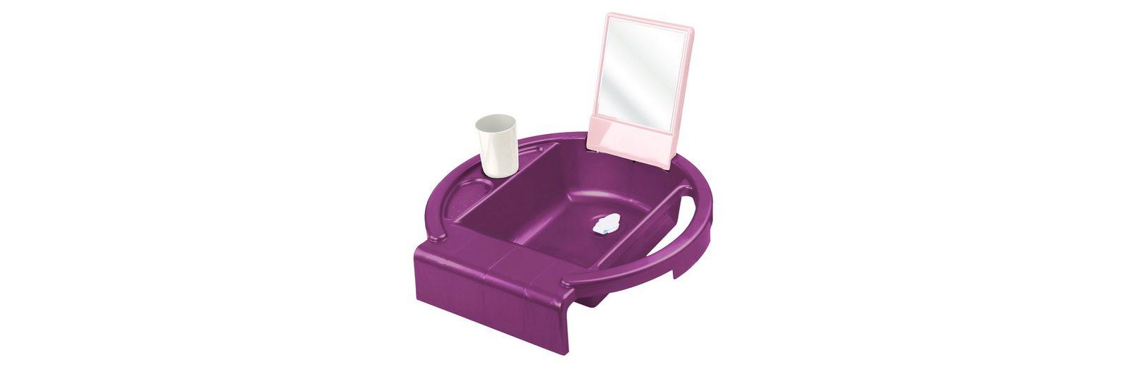 Rotho Babydesign Kiddy Wash, cassis perl