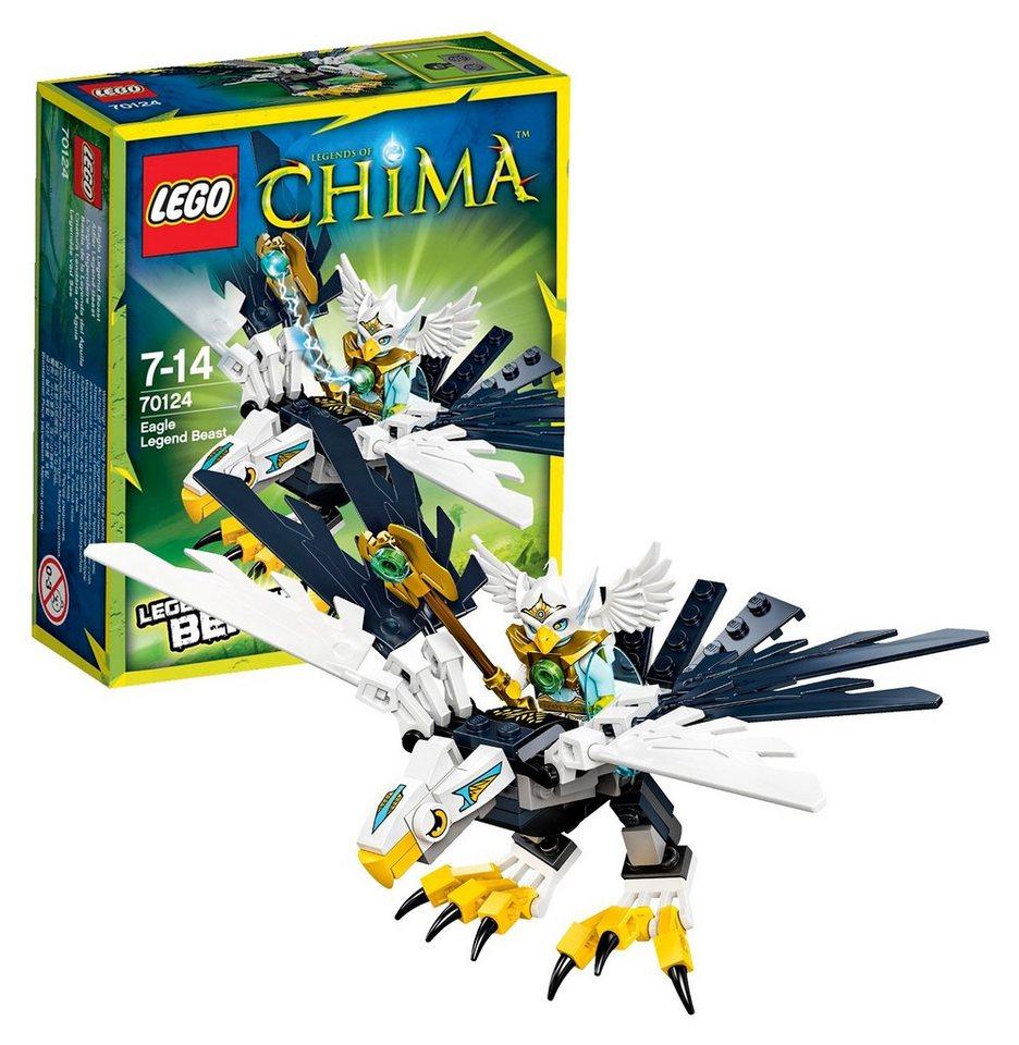 LEGO 70124 Legends of ...