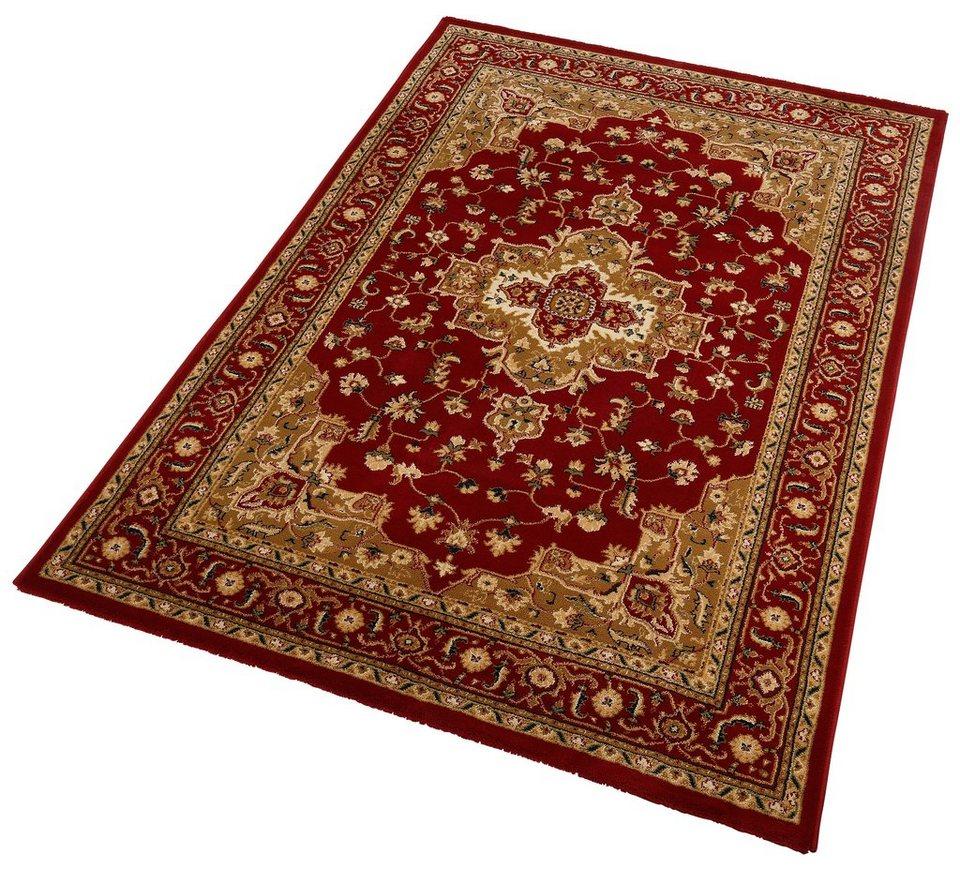 Orient-Teppich, Oriental Weavers, »Antonia«, gewebt in rot