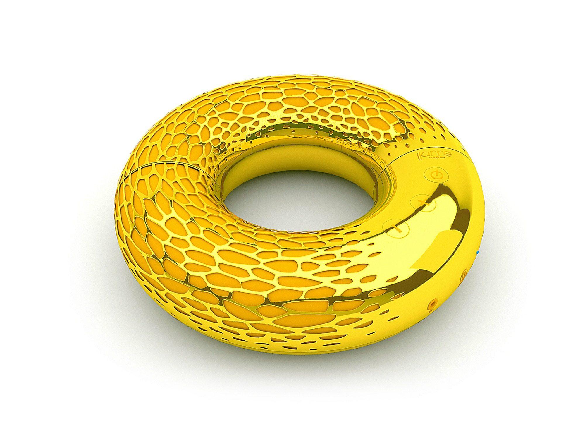 Jarre Technologies Bluetooth Lautsprecher »AeroTwist Gold«
