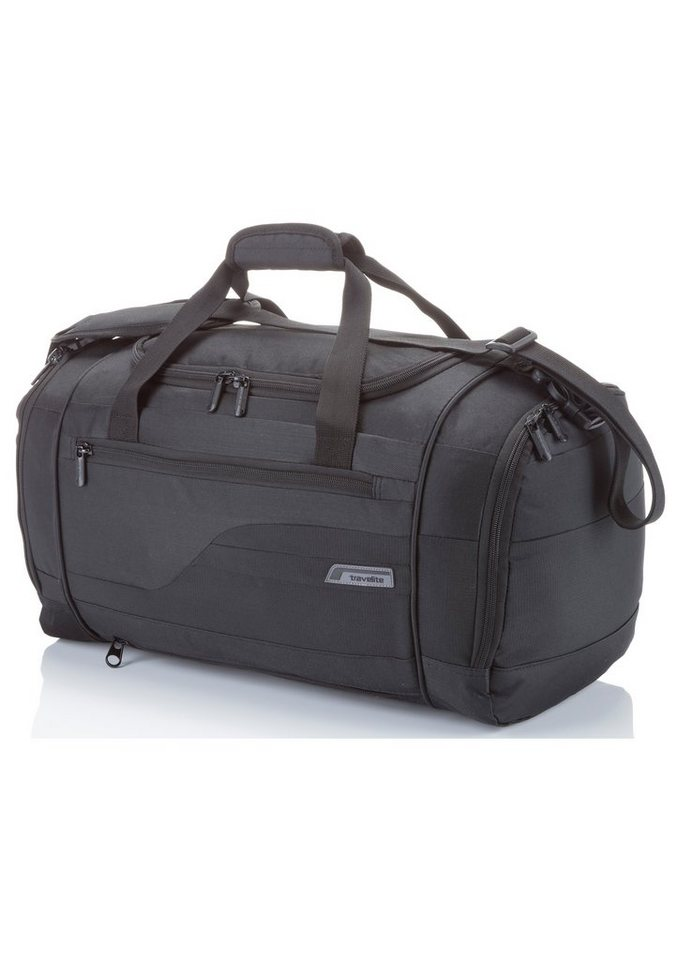 Freizeittasche, »Kick Off«, travelite in schwarz