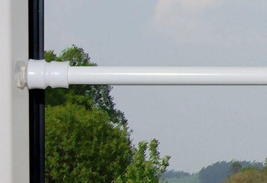 Scheibenstange »Screw«, indeko, Ø 9 mm, 1-läufig, Fixmaß