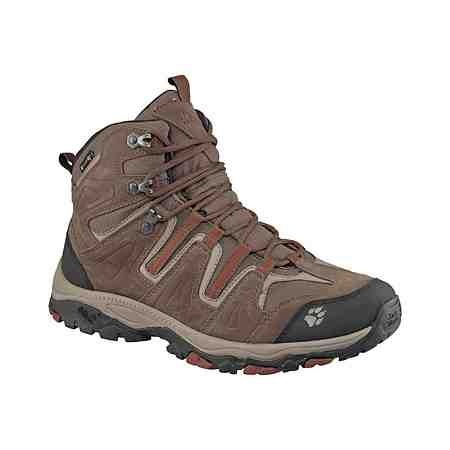 Jack Wolfskin Mountain Attack Mid Texapore Men Outdoorschuh