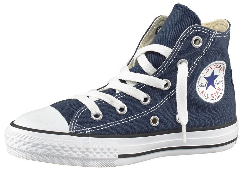 Converse Kinder Chuck Taylor Sneaker in Marine