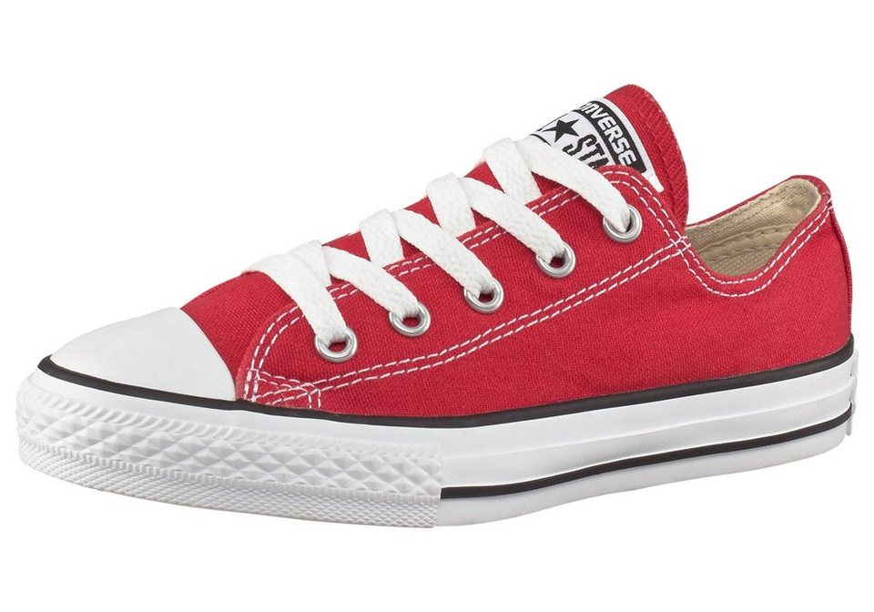 Converse Chuck Taylor All Star Ox Sneaker in Rot