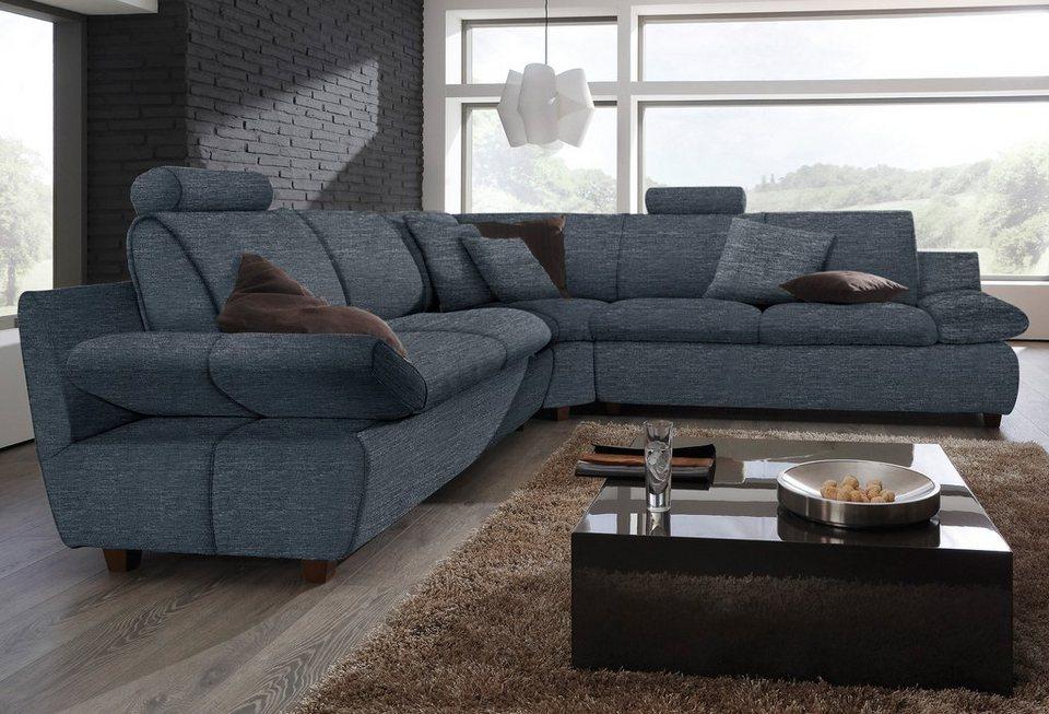 ada premium polsterecke connery mit armlehnverstellung gleichschenklig online kaufen otto. Black Bedroom Furniture Sets. Home Design Ideas
