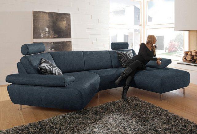 Sofas - ADA premium Wohnlandschaft »Rooney«, wahlweise mit Schweberelax Funktion  - Onlineshop OTTO