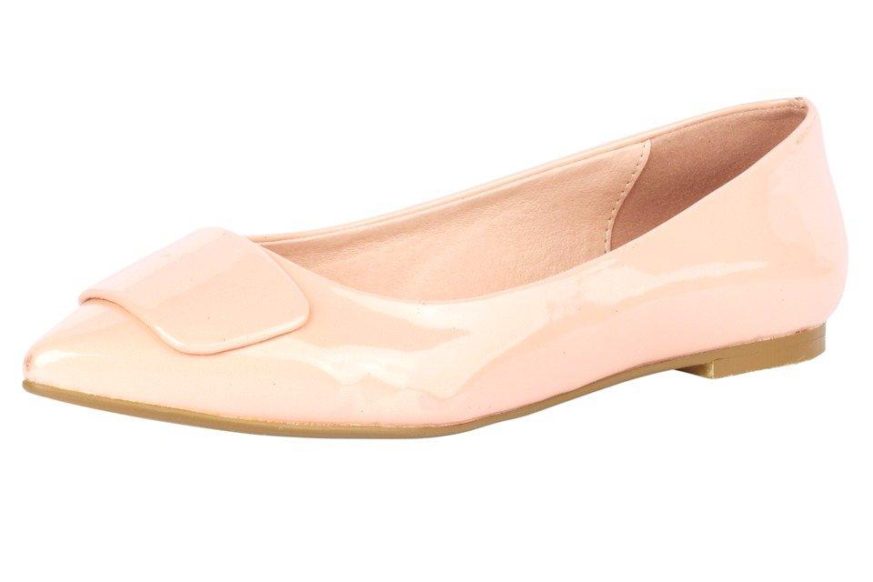 Ballerina in rosé