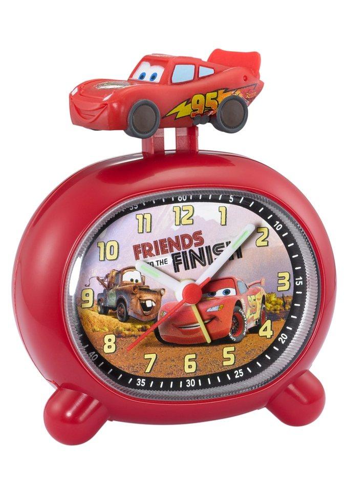 Wecker, »Cars 1«, Disney in rot-bunt