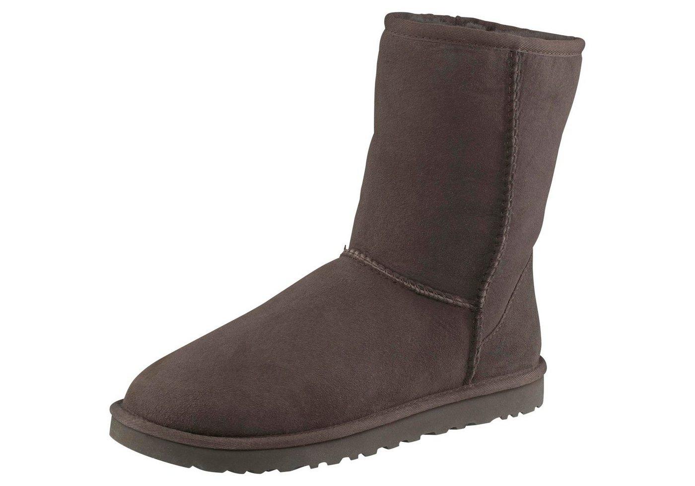 UGG »Classic Short 2« Winterboots in klassischer Form | Schuhe > Boots > Winterstiefel | Braun | UGG
