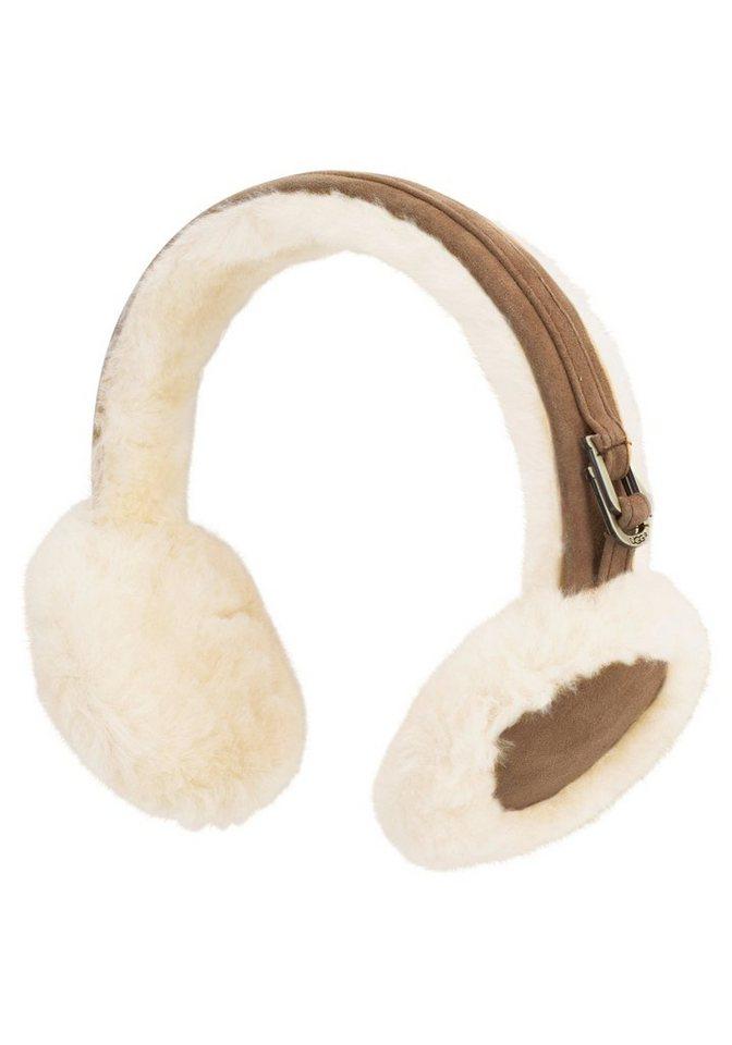 UGG Ohrenwärmer in chestnut