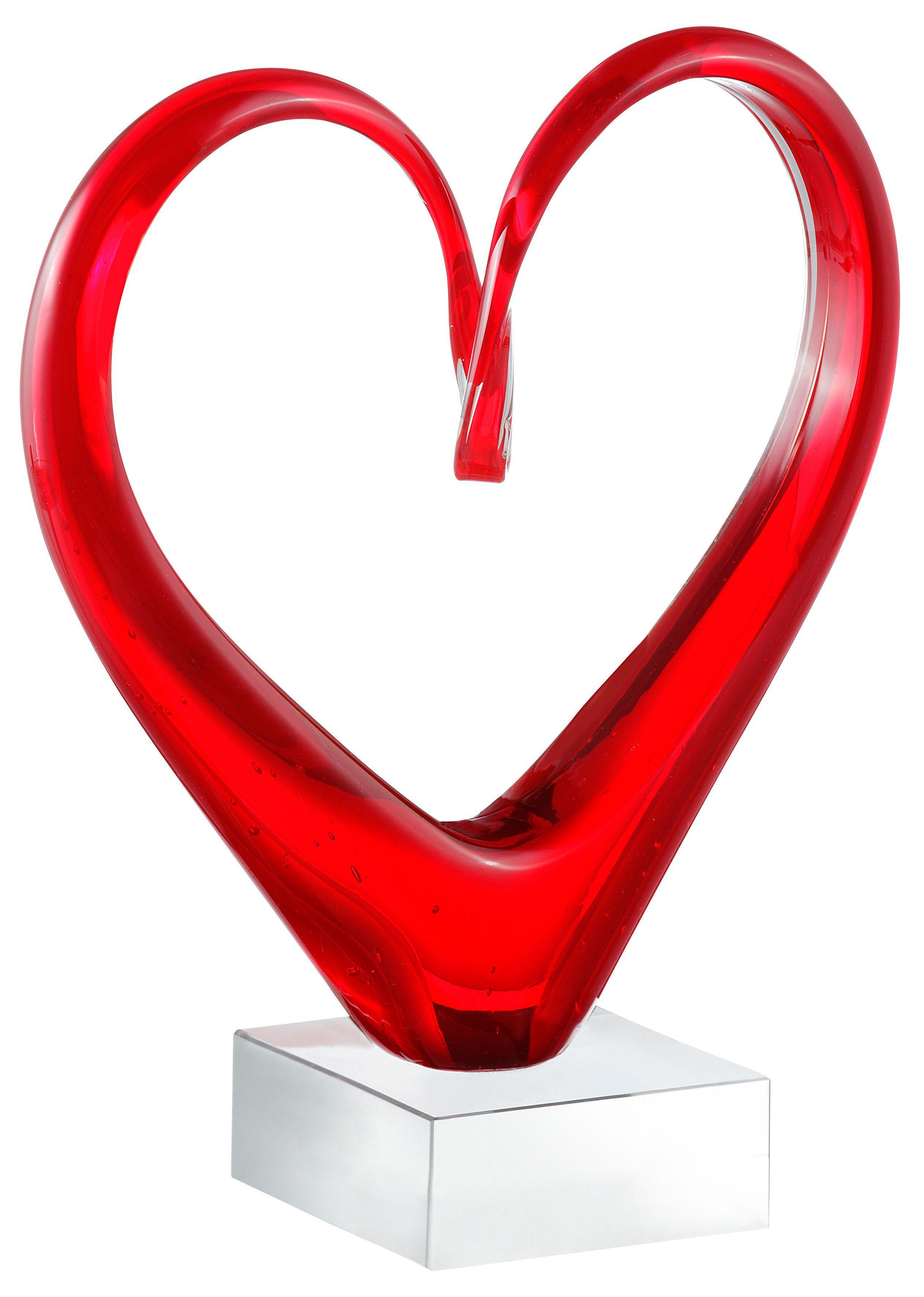 Skulptur, Leonardo, »Heart«