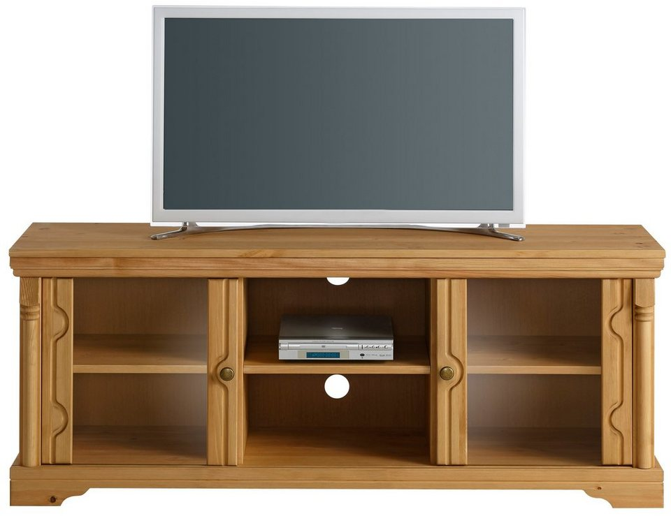 tv lowboard home affaire vilma breite 129 cm otto. Black Bedroom Furniture Sets. Home Design Ideas