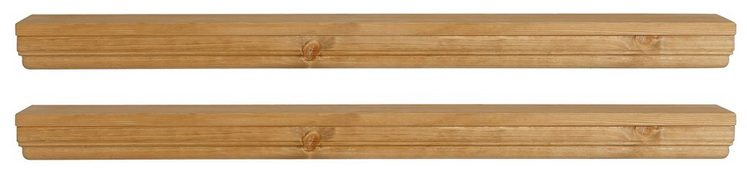 Wandboard, Home affaire, »Vilma«, Breite 89 cm, 2er Set