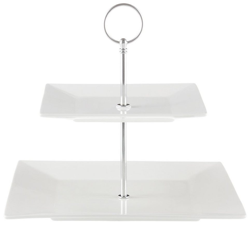 Etagere »Sun«, CreaTable in weiß
