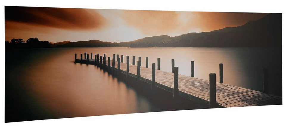 bild home affaire wooden landing jetty kaufen otto. Black Bedroom Furniture Sets. Home Design Ideas