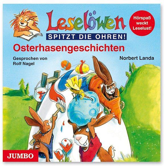 JUMBO Verlag CD Leselöwen - Osterhasengeschichten