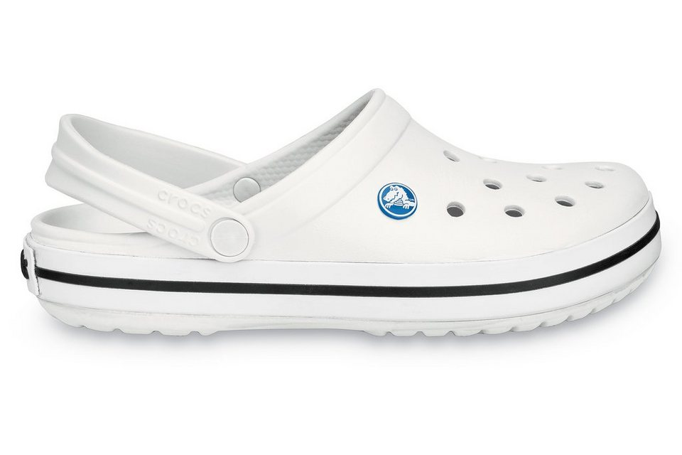 Crocs Sandale »Crocband Clogs Unisex« in weiß