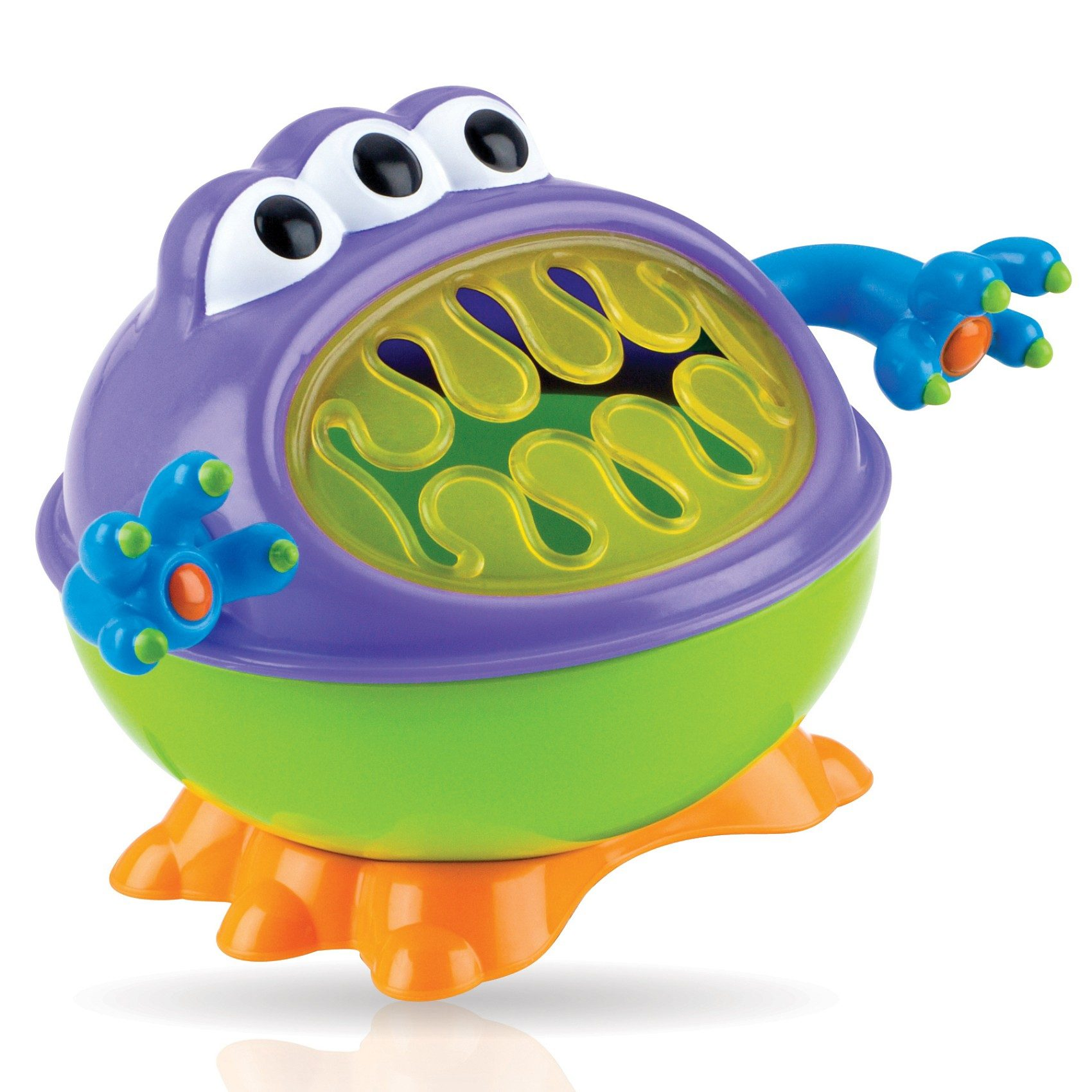 Nuby Greif- Snack Tasse Monster