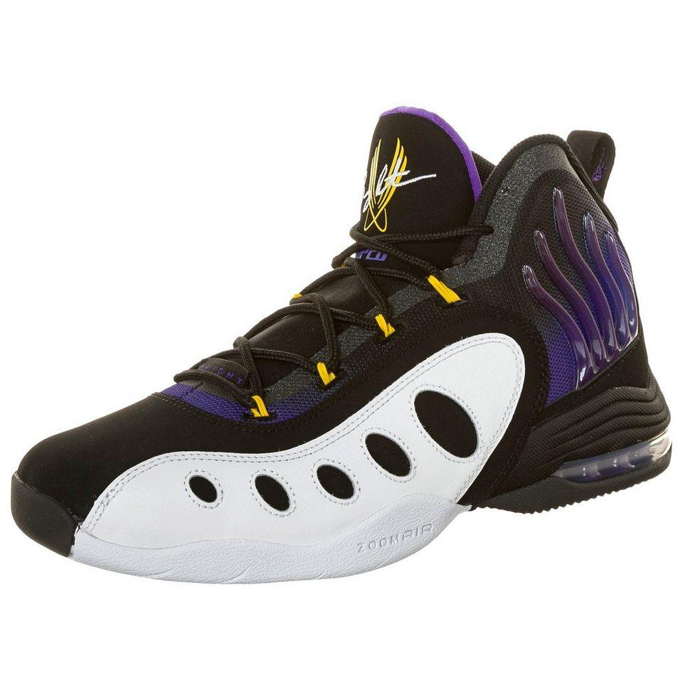 Nike Sportswear Sonic Flight Sneaker Herren in schwarz / lila