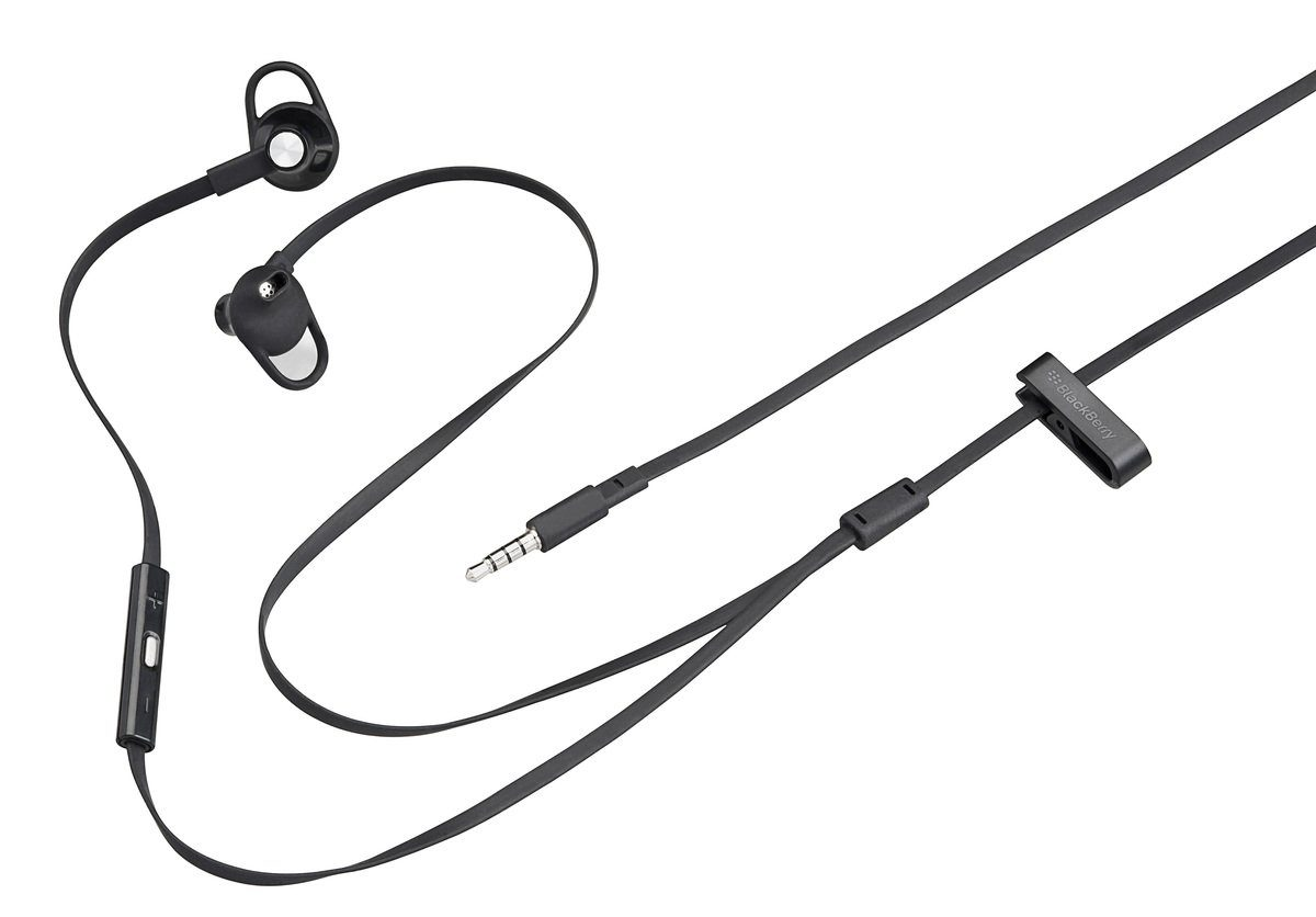 BlackBerry Headset »WS-430, 3.5mm, Schwarz«