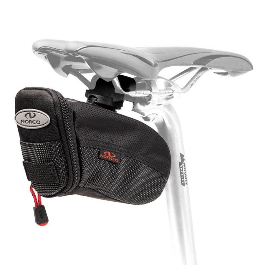 Norco Fahrradtasche »Ohio Satteltasche schwarz«