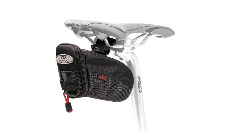 Norco Fahrradtaschen »Ohio Satteltasche schwarz«