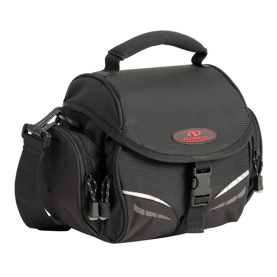 Norco Gepäckträgertasche »Ohio Lenkertasche schwarz«