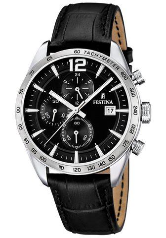 Часы-хронограф »F16760/4«