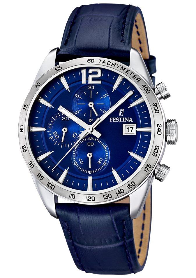 Festina Chronograph »F16760/3« in blau
