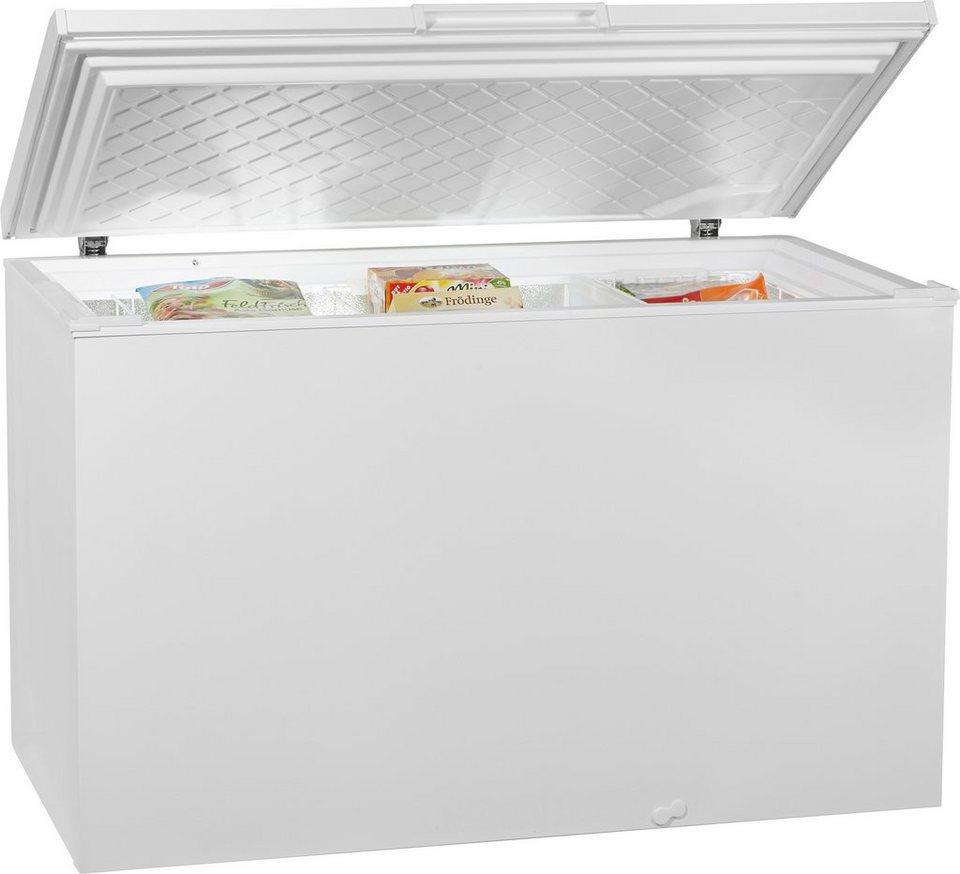 Gorenje Gefriertruhe FHE 302 IW, A++, 130 cm breit in weiß