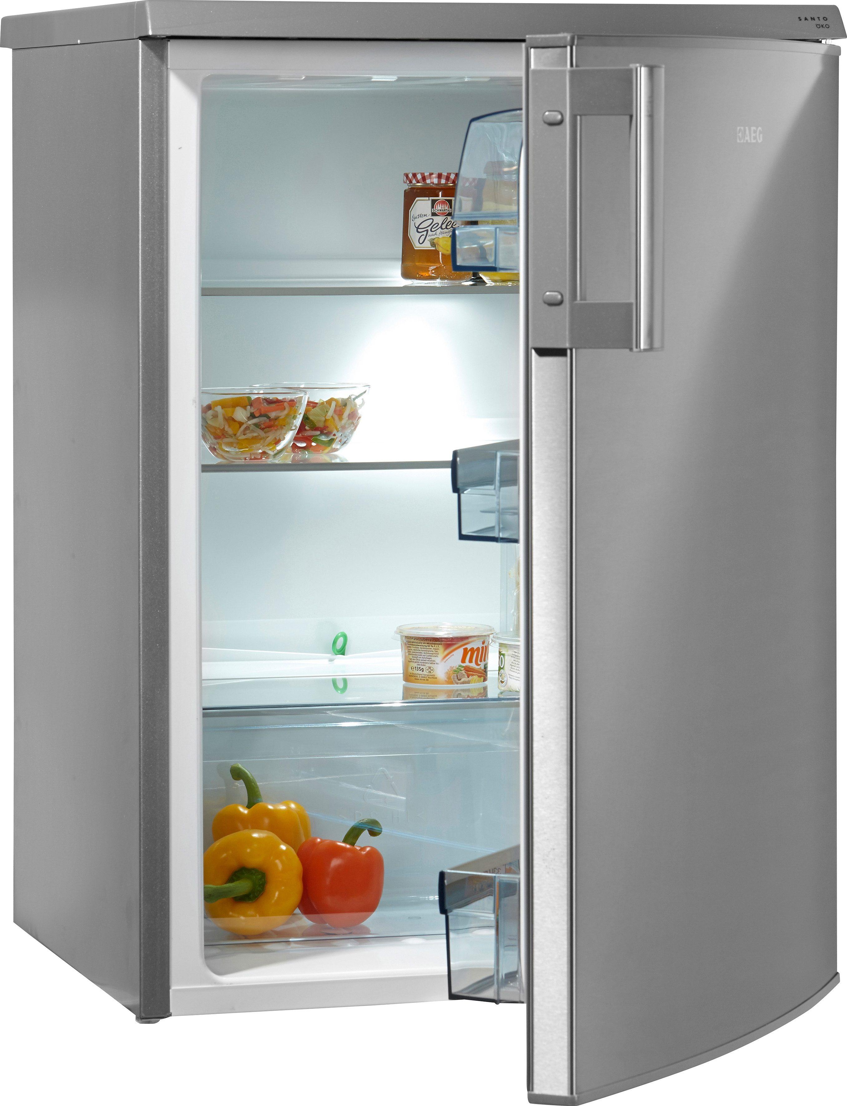 AEG Kühlschrank »SANTO S71700TSX0«, A++, 85 cm hoch