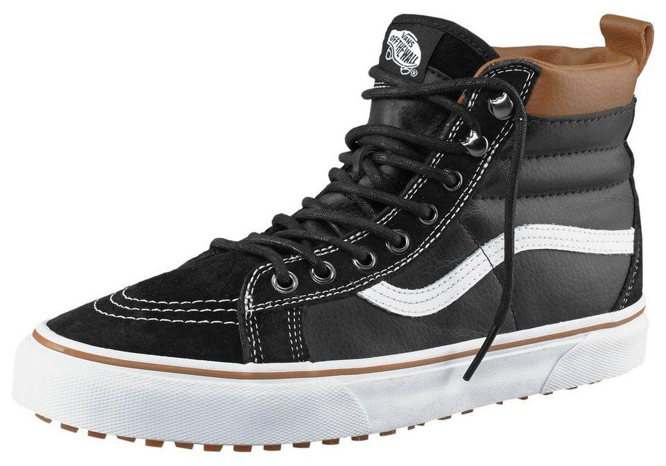 Vans SK8-Hi Sneaker in Schwarz