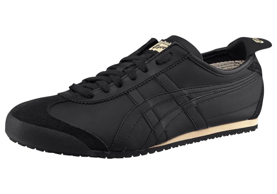 Onitsuka Tiger »Mexico 66« Sneaker in schwarz-beige