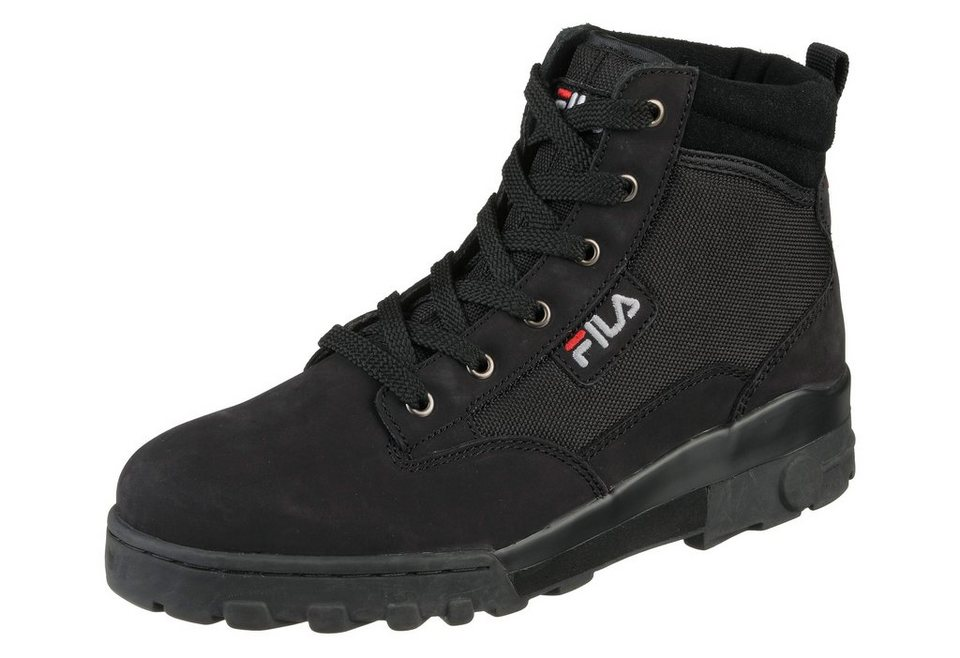fila grunge schn rstiefel online kaufen otto. Black Bedroom Furniture Sets. Home Design Ideas