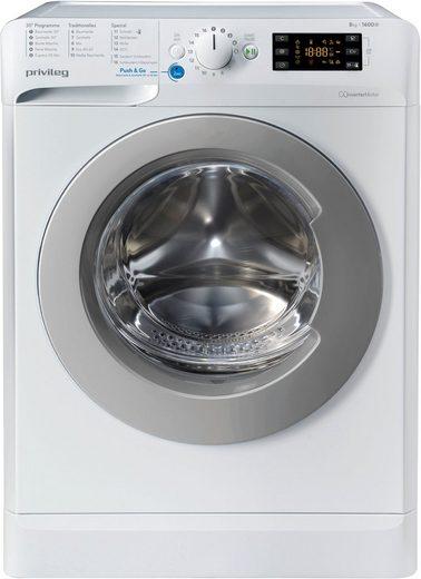 Privileg Family Edition Waschmaschine PWF X 863 N, 8 kg, 1600 U/min, 50 Monate Herstellergarantie
