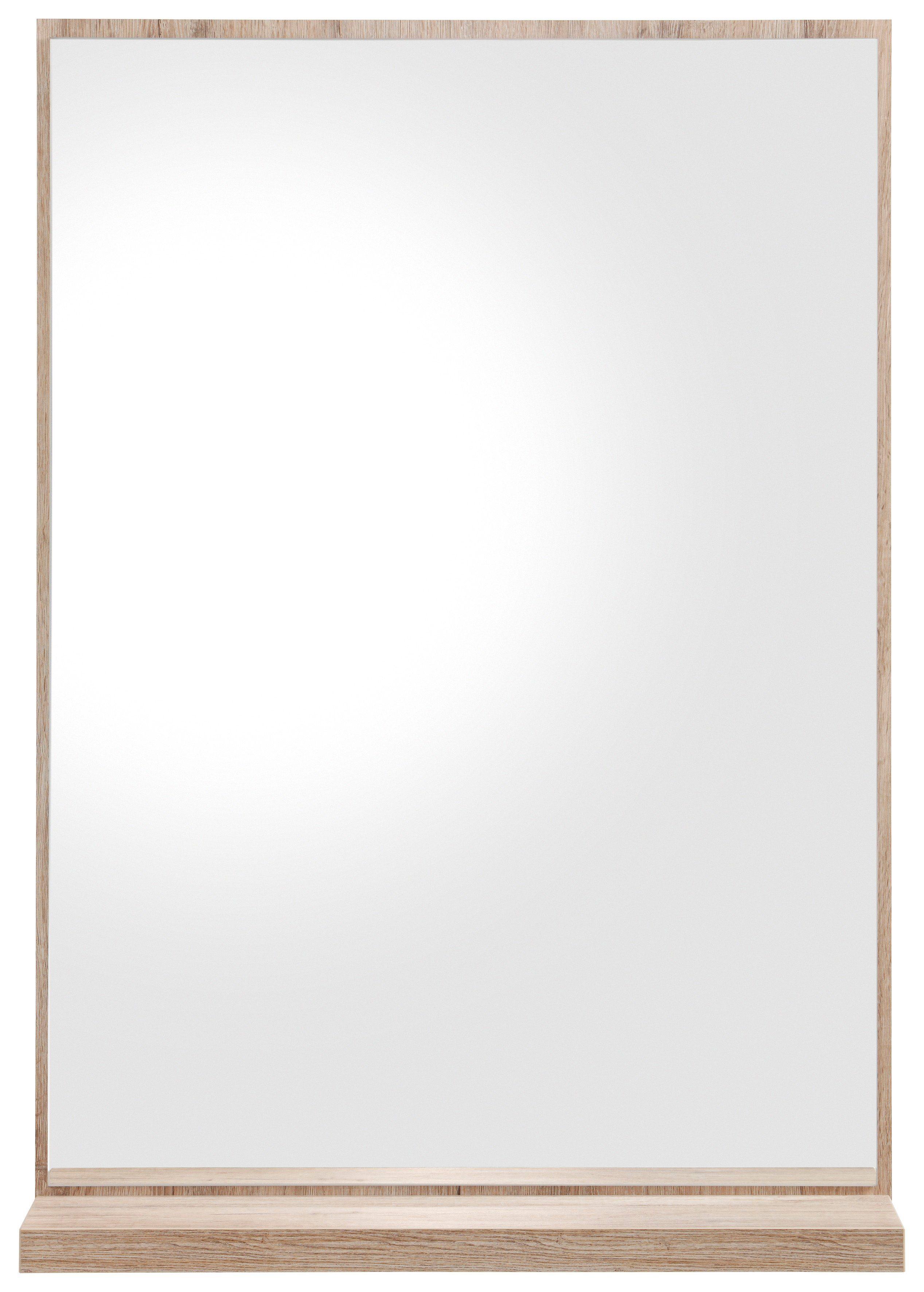 Spiegel »Lupo«, mit Ablage